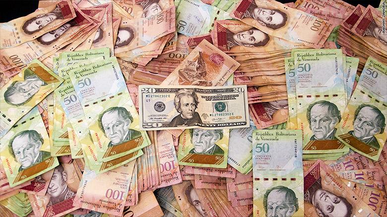 Инфлацијата во Венецуела ја урна берзата