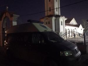 Осквернавена црквата Св. Јован Крстител во Бутел