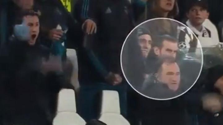 ВИДЕО: Неочекувана реакција на Бејл по голот на Роналдо- сите се радуваа, а тој…?