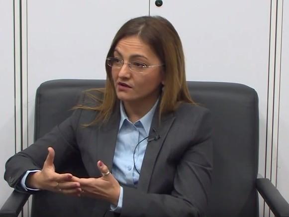 Димитриевска Кочоска: Безобразно и некоректно е ова што и се прави на Гордана Јанкуловска