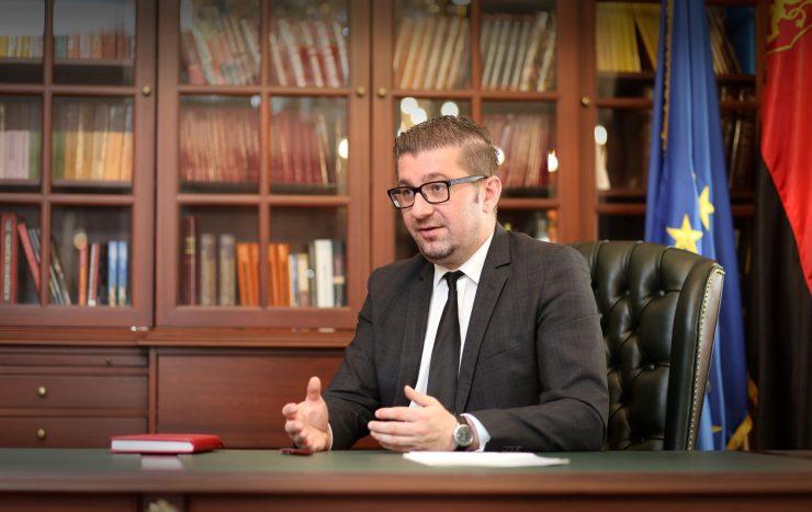 Мицкоски: Македонија доби криминален картел на власт