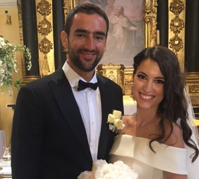 Се ожени хрватскиот тенисер Марин Чилиќ (ФОТО)