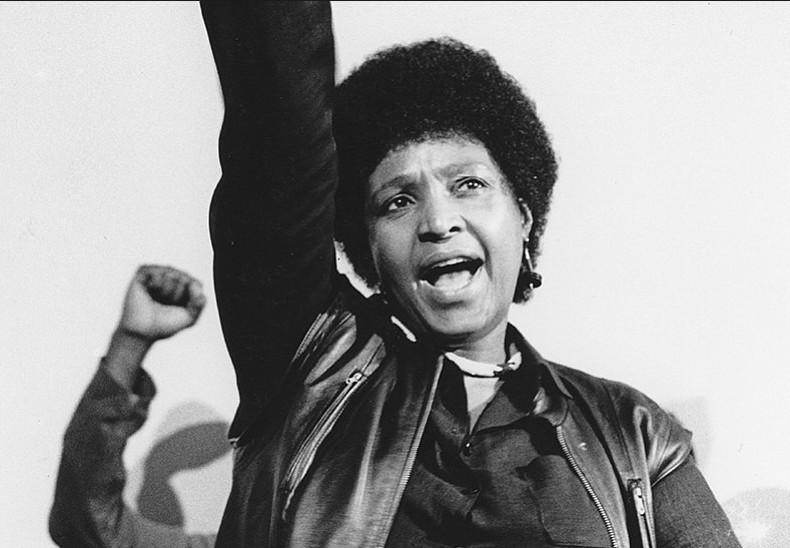 Почина поранешната сопруга на Нелсон Мандела