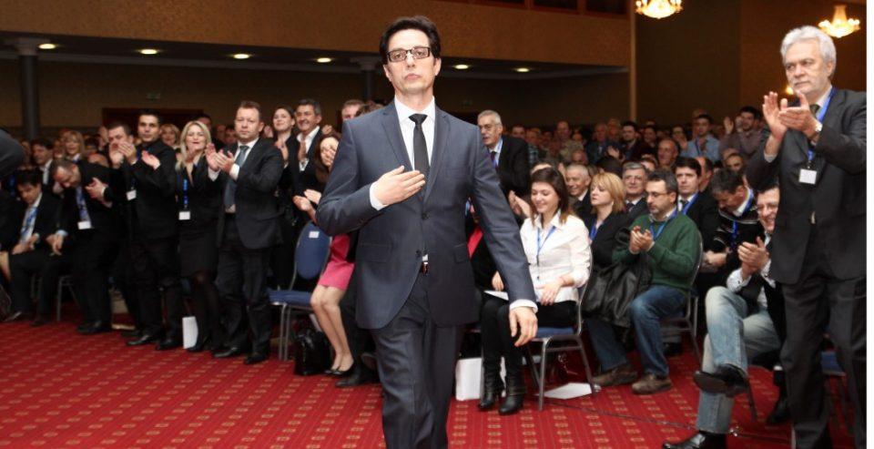 Пендаровски на средба со раководството на Стопанската комора на Македонија