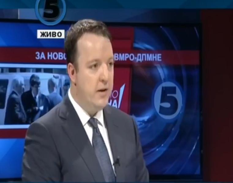 Николоски: СДСМ да прекине со теориите на заговор и да одговори кој ме следи