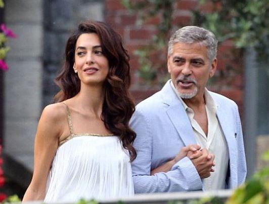 Амал отворено проговори за бракот со Џорџ Клуни