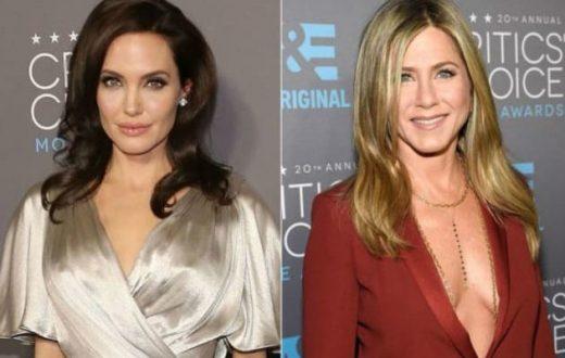 Завршува најголемото непријателство во Холивуд: Смирување на годината- Џенифер Анистон прва ѝ прозборе на Анџелина Џоли?