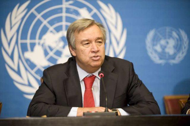 Гутереш: Важно е односите меѓу светските сили да функционираат добро