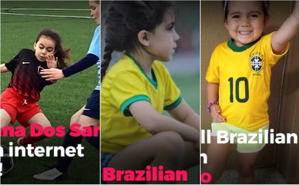 Таа е следната голема фудбалска ѕвезда: Потезите на 7 годишната Ариана ги воодушевија сите (ВИДЕО)