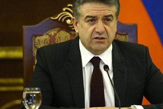 Ерменскиот претседател почна преговори за излегување од политичката криза