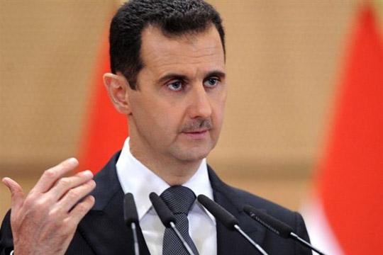 """""""Нападите се фарса се додека Асад е на власт"""""""