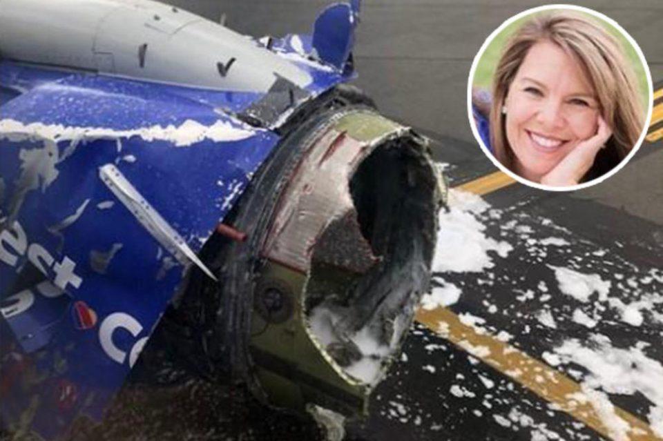 Страшни исповеди на патници од авион чиј мотор експлодираше: Крв имаше насекаде, жена висеше од прозор (ФОТО+ВИДЕО)