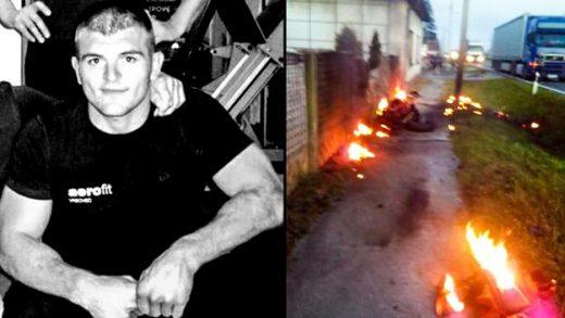 Загина ММА борец: Хрватот дивеел со мотор, па се забил во камен мост- изгорел жив