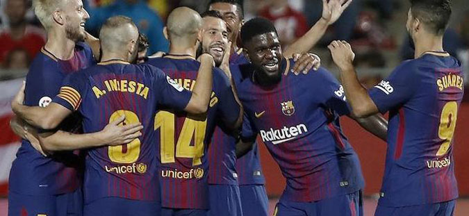 Осум фудбалери пред напуштање на Барса во текот на летото