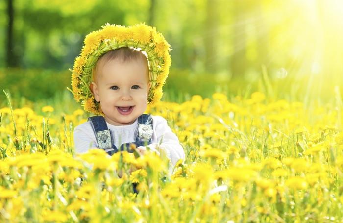 Истражување: Пролетните бебиња се помалку депресивни
