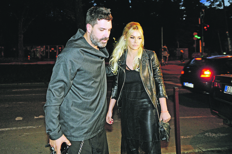 Нова итна мерка: Лука не смее да ѝ пријде на Наташа Беквалац еден месец
