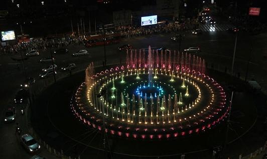 Белград ќе го менува изгледот: Ќе се градат 54 фонтани и споменици