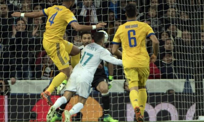 Само тие двајца знаат што се случи вчера на натпреварот меѓу Реал и Јуве