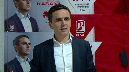 Движењето Беса избра потпретседатели и генерален секретар