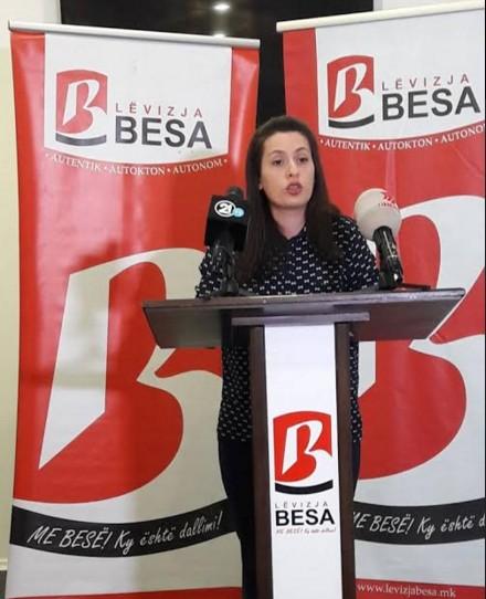 Движењето БЕСА бара од Заев да го разреши Каевски