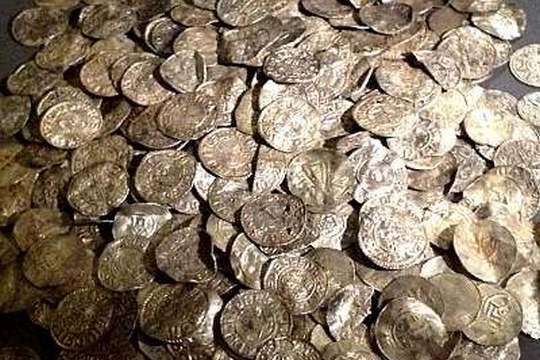 На остров во Германија пронајдено богатство од десетиот век