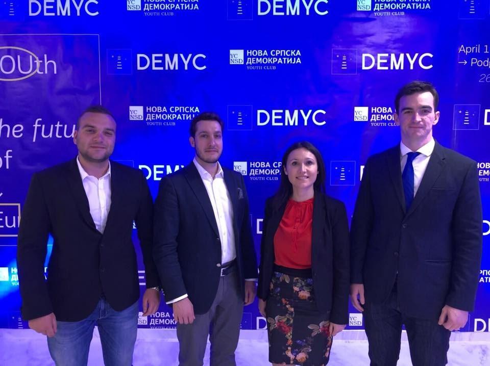 Голем историски успех на Унијата на Млади Сили на ВМРО-ДПМНЕ