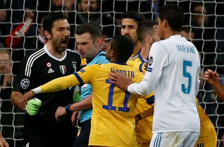 Драмата од Мадрид не е завршена: УЕФА почнува прогон на Буфон во Италија, сакаат да му ги загорчат последните мигови од кариерата
