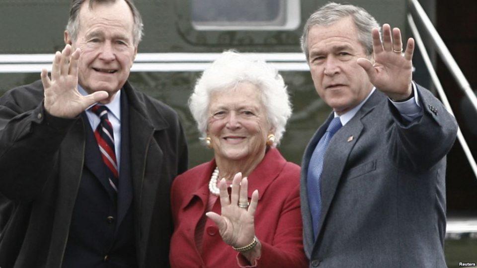 Почина сопругата на Џорџ Буш