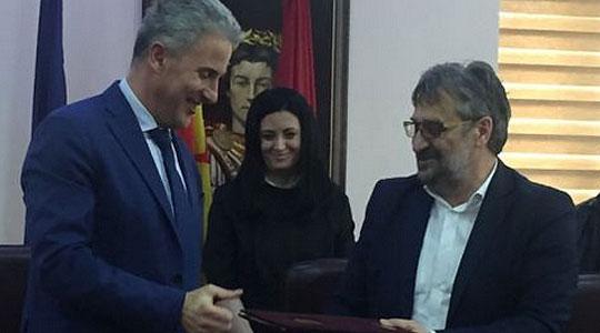Царинската управа и штипскиот универзитет потпишаа меморандум
