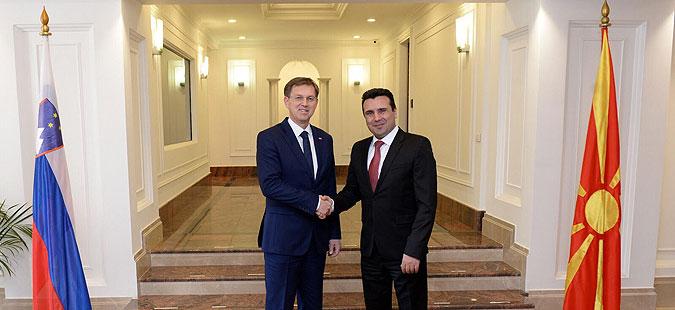 Церар: Очекувам Македонија да добие позитивна препорака за почеток на преговори со ЕУ