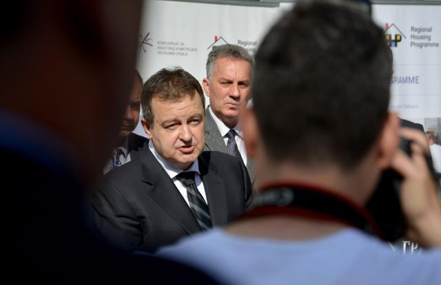 Дачиќ: Ако го повлечат амбасадорот и ние ќе постапиме реципрочно