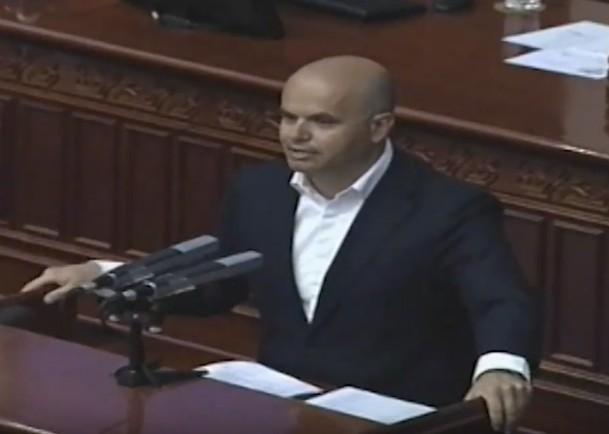 Жесток говор на Данев: Ова е најкриминалната влада досега, треба да биде минато (ВИДЕО)