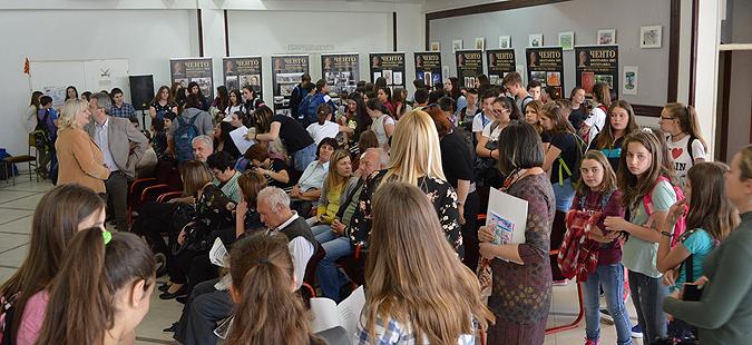 Светскиот ден на книгата одбележан во Делчево