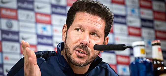 УЕФА може да го казни Симеоне за 3 натпревари