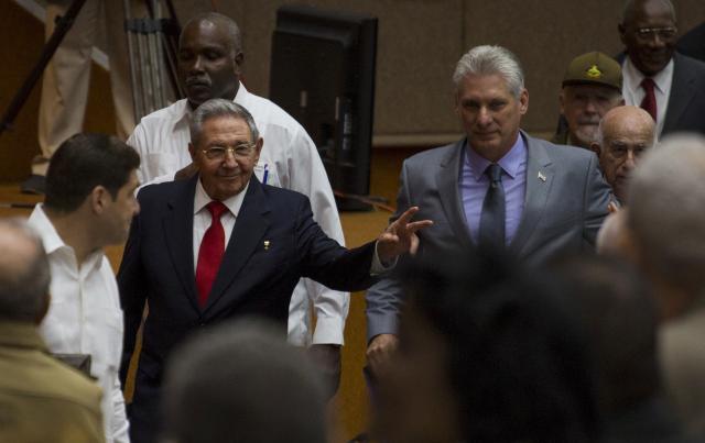 Крај на ерата на Кастро: Новиот претседател е роден за време на левичарската револуција