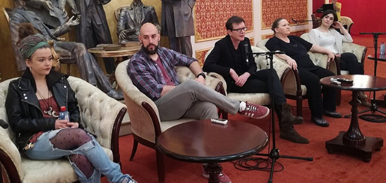"""""""Дух"""" – нова премиера на МНТ"""