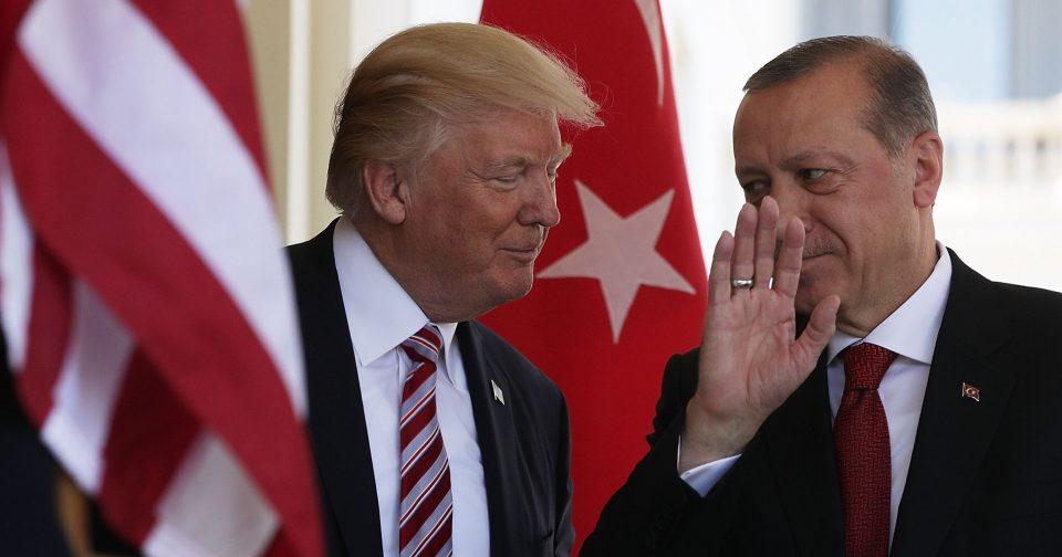 Телефонски разговор Трамп-Ердоган