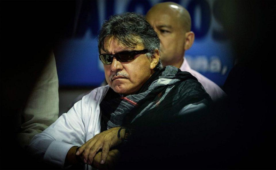 Уапсен поранешниот лидер на колумбиските бунтовници