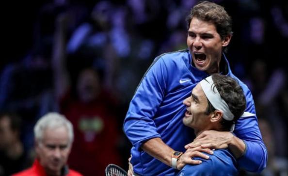 Федерер: Надал е виновен!