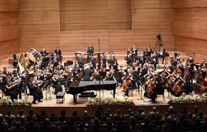 Новогодишен концерт на Филхармонијата со кларинетистите Гурфинкел од Израел