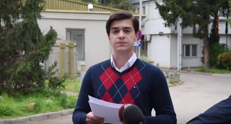 Ѓорѓиев: Тендерот на АД ЕЛЕМ смрди на криминал- колку пари на граѓаните откако СДСМ е на власт завршија на приватни сметки?