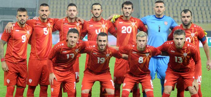 Македонија падна две позиции на ФИФА ранг листата