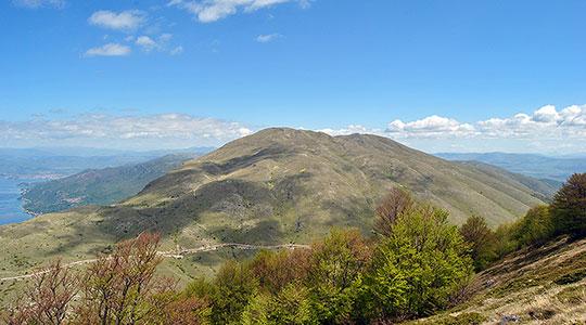 """Патот во националниот парк """"Галичица"""" отворен за сообраќај"""