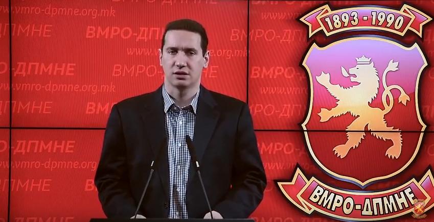 Ѓорчев: Граѓаните прашуваат дали Анѓушев со нивни пари ги враќа долговите кои ги имал пред да влезе во политиката