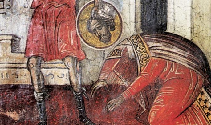 Го врзаа за дрво и страшно го мачеа, денеска се слави овој голем маченик и светец