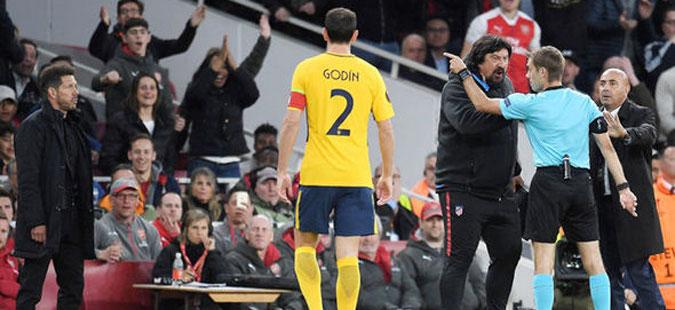 Атлетико го задржа Арсенал во Лондон, Марсеј на чекор до финале