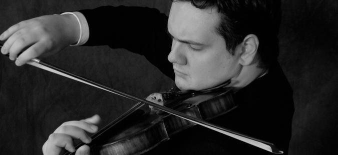 """""""Шпанија во срцето"""" со виолинистот Ѓорѓи Димчевски"""