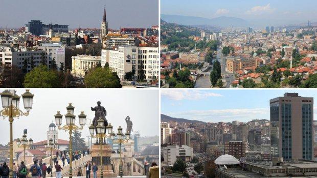 Објавена листата на најевтини градови за живот во Европа: Меѓу нив и Скопје, најголем дел се од регионот