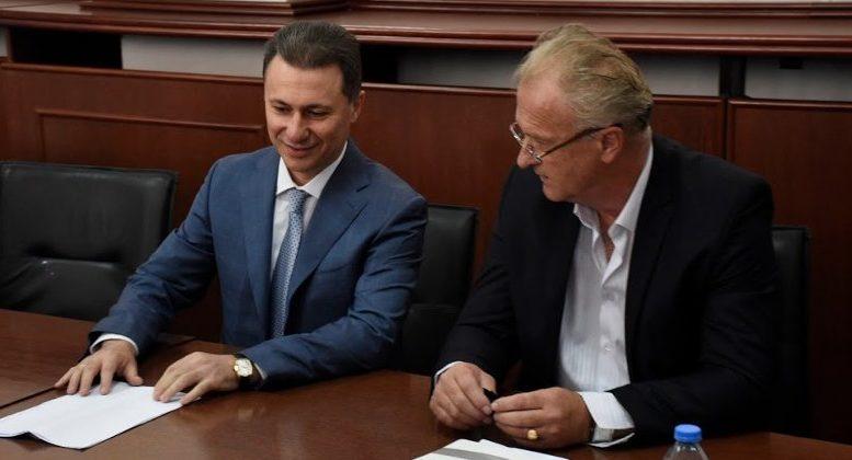 Груевски нема да присуствува на седницата за доверба на владата, одбиено неговото барање за одложување на рочиштето