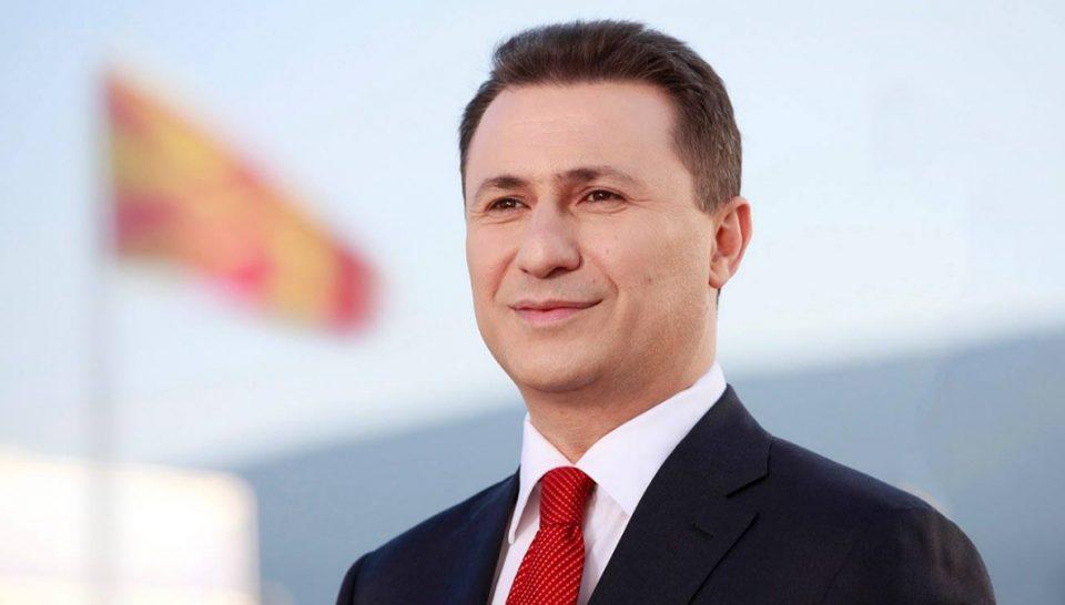 """Груевски му одговори на Шилегов: Јас ќе """"пливам"""" некако, а ти """"уживај"""" во сопственото тонење"""